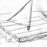 Liz/MOASCAR's raft.