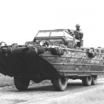 A DUKW (Courtesy of Wikipedia)