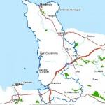 Cotentin Peninsula, France  (Wikipedia)