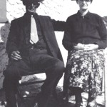 Granddaddy and Grandmother Roberts