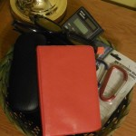 The red journal and other things