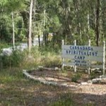 Entrance to Cassadaga, Florida's Spiritualist Camp