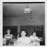 5th Grade-far left: Doug. Far right: Muff