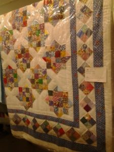 A Favorite Relief Sale quilt.A Favorite Relief Sale quilt.