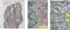 zen scribbles