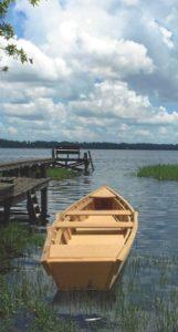 husband's last boat