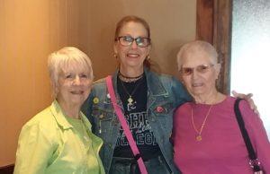 Nancyann, me and June