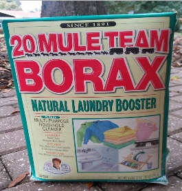 20 mule team borax cleaner