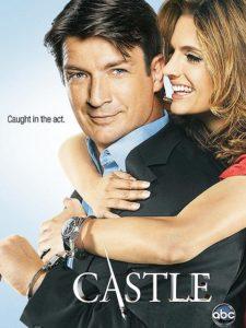 castle tv show poster
